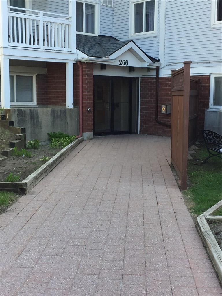 Real Estate Listing 266 LORRY GREENBERG DRIVE UNIT#310 Ottawa K1T3J9